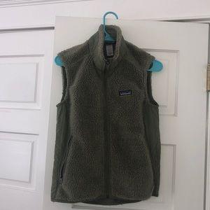 PATAGONIA women's M fleece vest